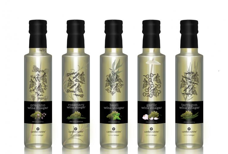 Lazy snail – Candiasoil's infused olive oils and vinegars
