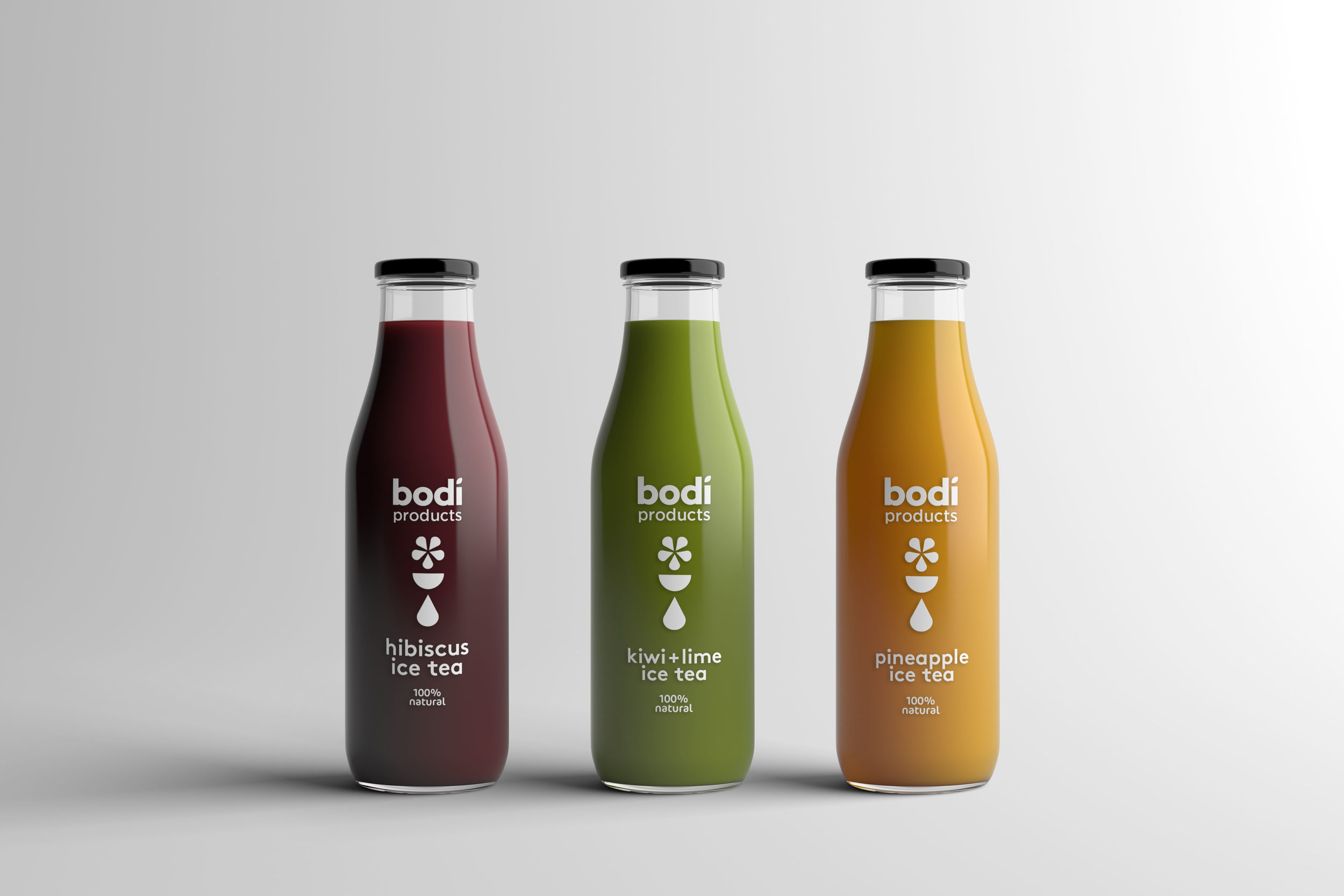 Fresh Branding and Packaging Design for a New Startup Health Drink Brand