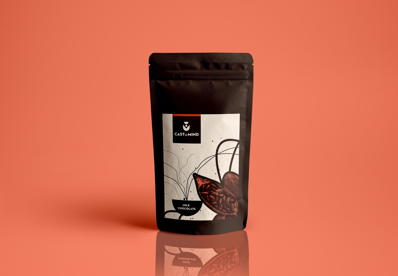 Packaging Design for Coffee & Chocolate Range from Greece