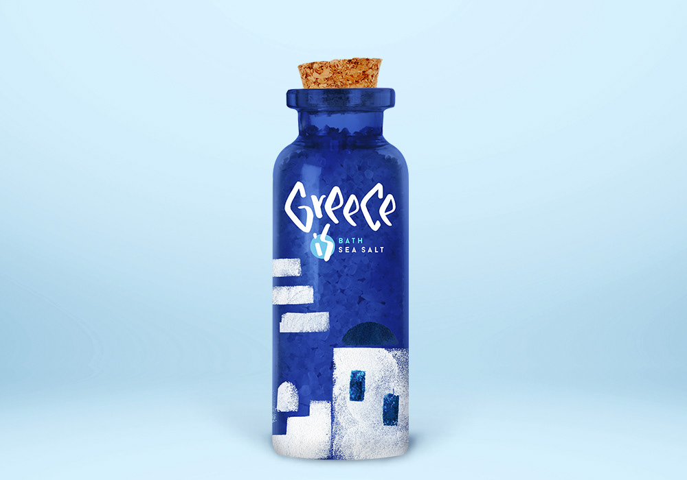 Stunning Branding and Packaging Design for Greece Product Range