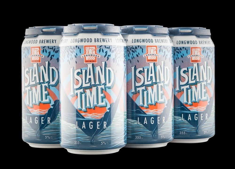 Hired Guns Creative – Island Time Lager