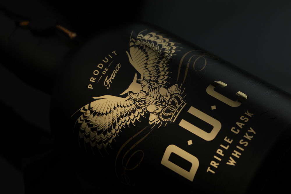 LINEA The Spirit Valle – D.U.C Whisky by Booba