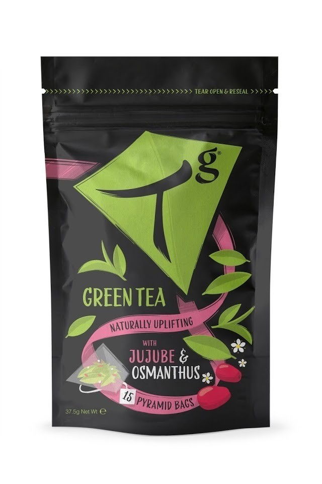 Peter Gibbons – Tg Green Tea Pouches