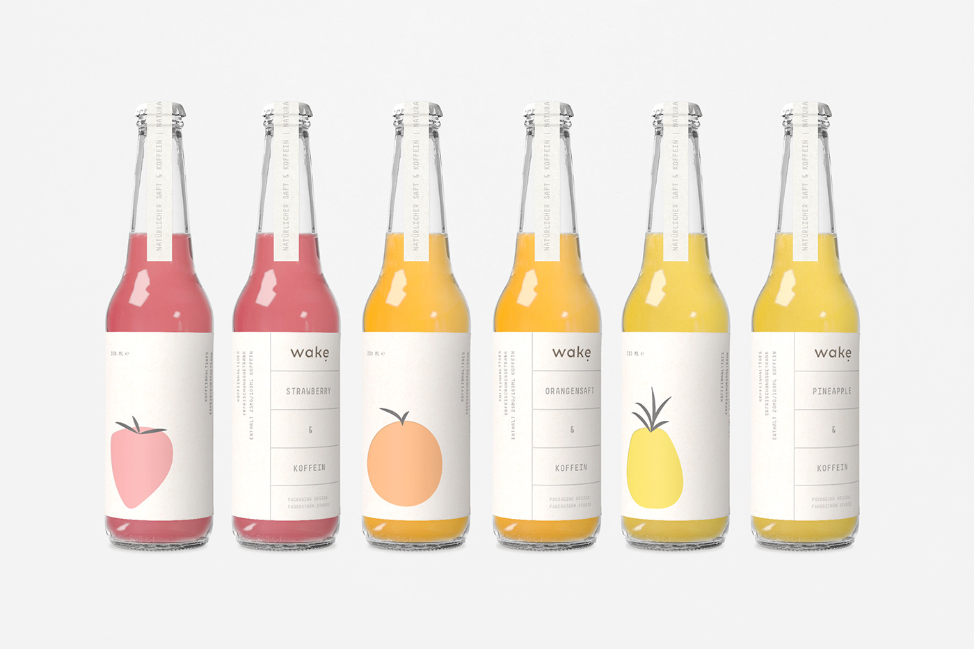 Functional Drink Developed in Germany that Contains Fruit Juice and Caffeine