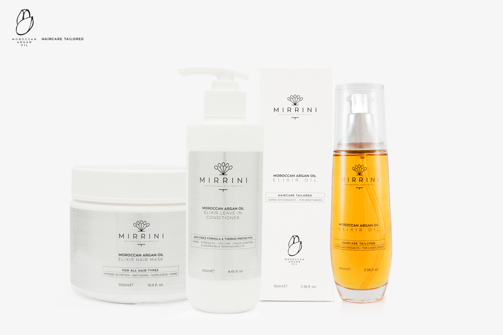 twomatch! – Haircare Tailored with Argan Oil