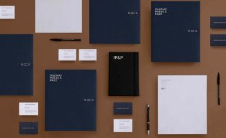 Corporate Branding for a Law Firm