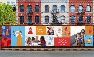 Design Bridge Helps Kindercare Celebrate 50 Years With a Refreshed Brand Identity