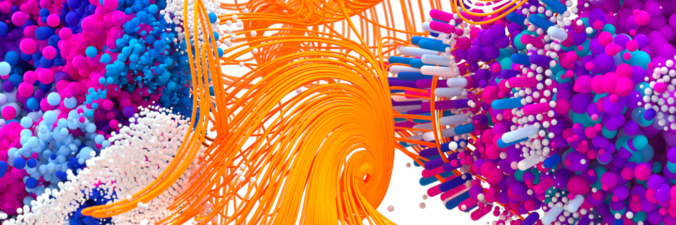 We Launch Bring GSK's Work to Life with Data-Driven Artwork