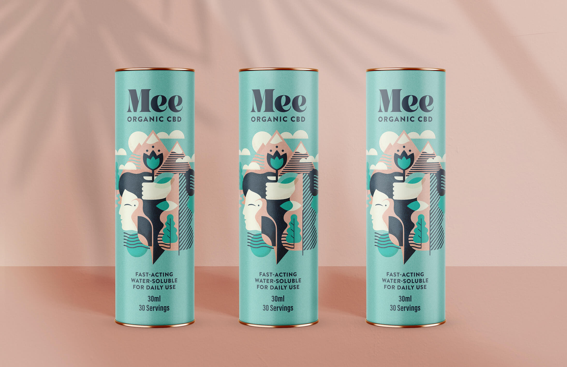 The Space Creative Brings CBD to the Mainstream with the Launch of Mee