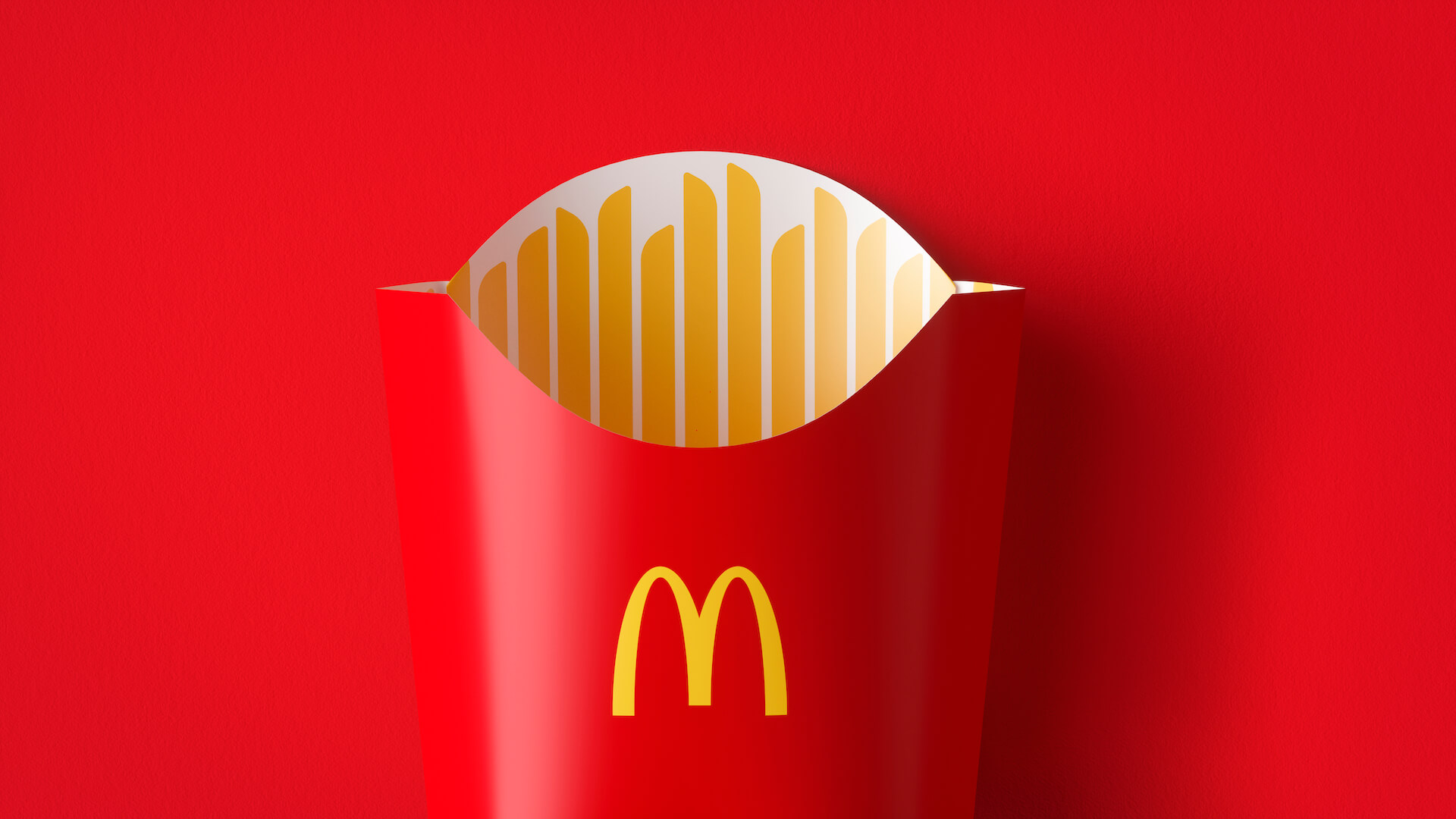 Pearlfisher Redesigns McDonald's' Global Packaging System