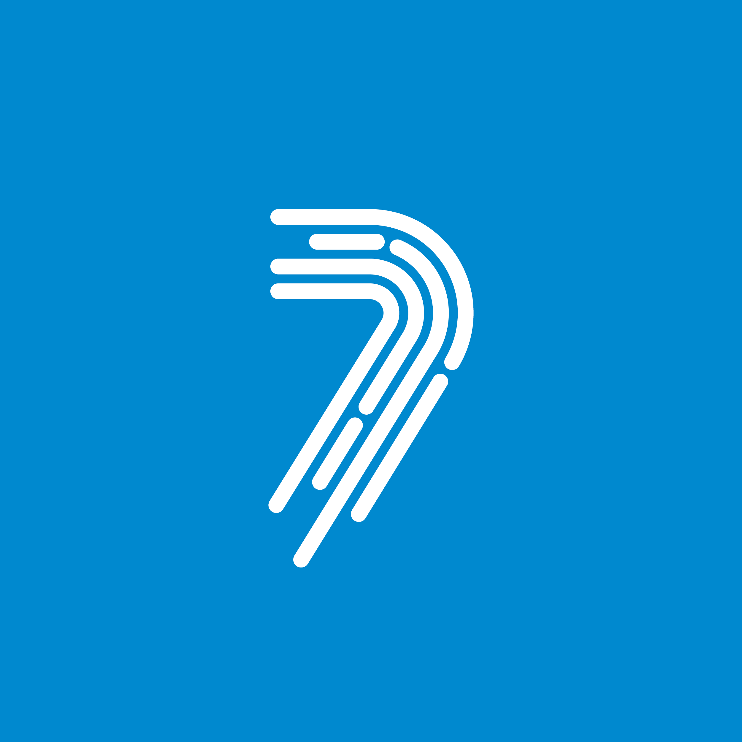 Brand Identity Creation and Design of Applications for The 7 Toolkit by Reef+Co