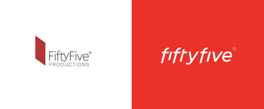 Fiftyfive Branding and Communication Agency Rebrand Themselves