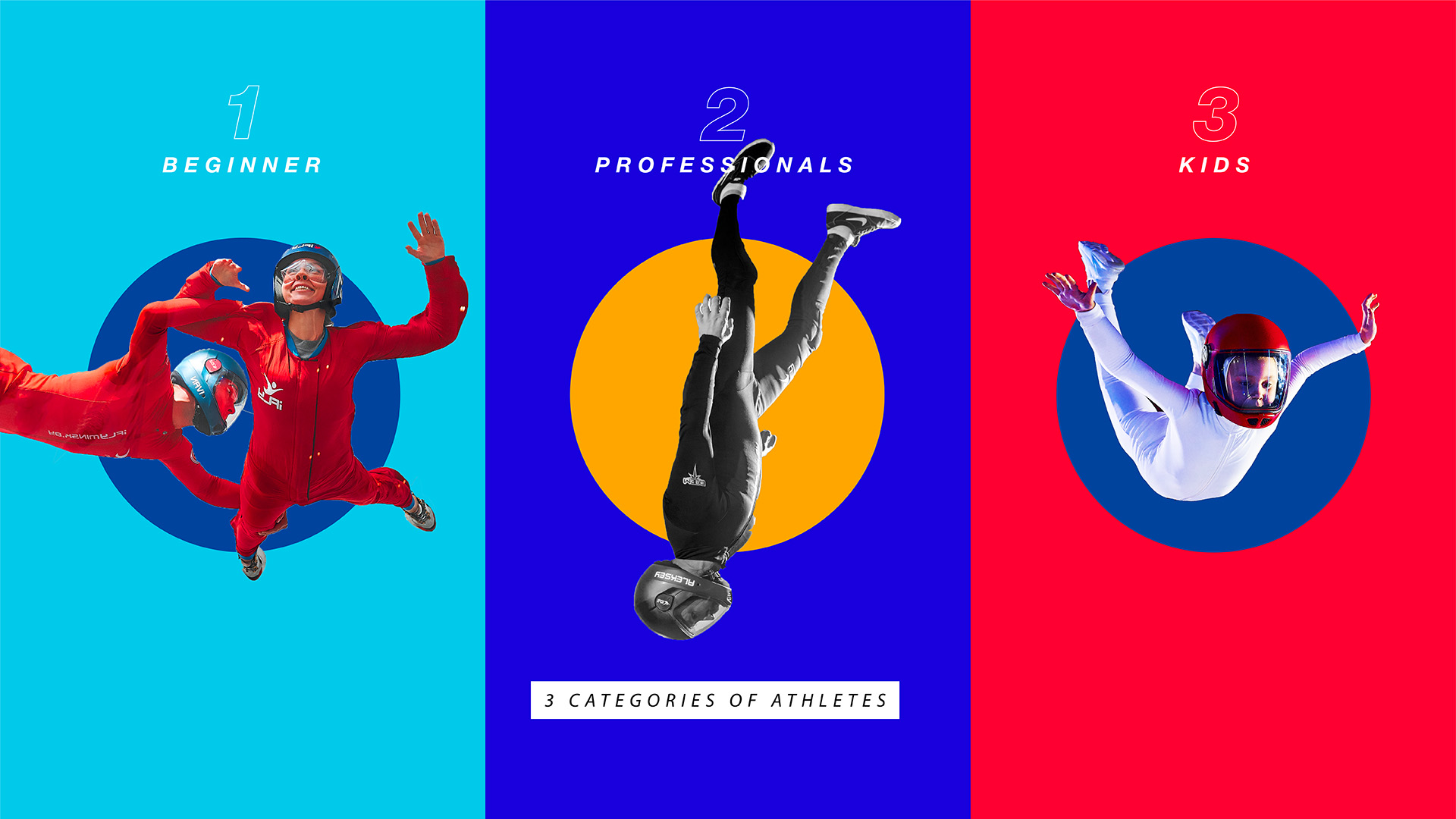 Corporate Identity for iFly Minsk by Moloko Creative