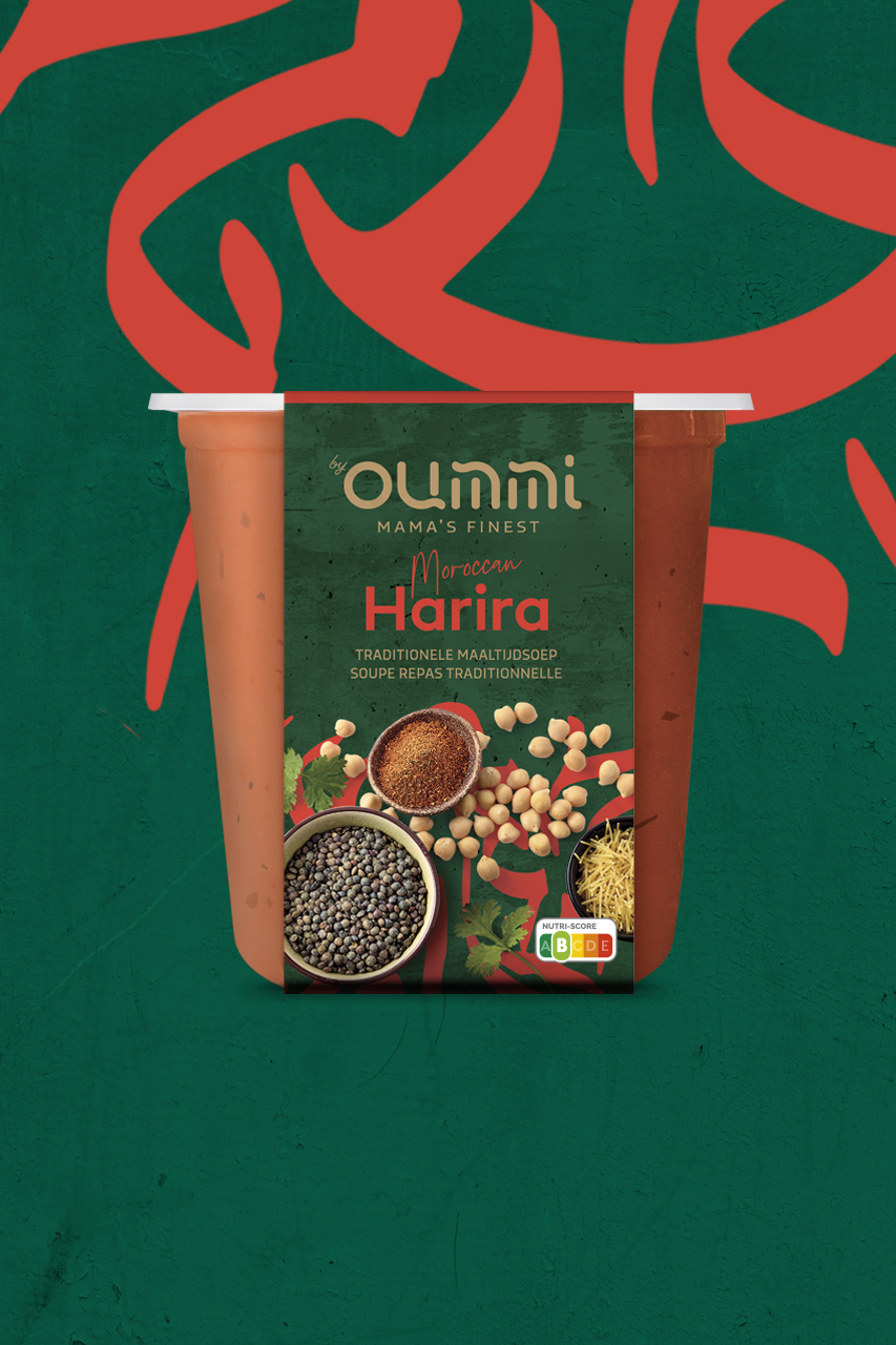 DesignRepublic Create Brand and Packaging Design for Mediterranean and Middle Eastern Food Brand