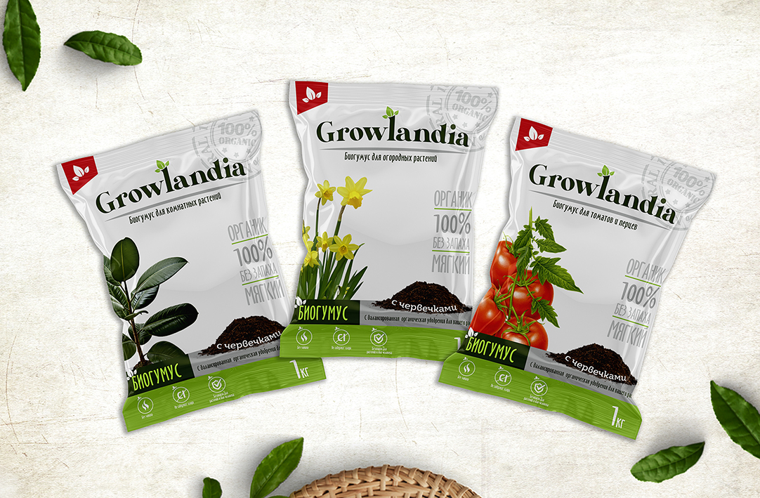 Packaging Design For An Independent Farmer By Minim