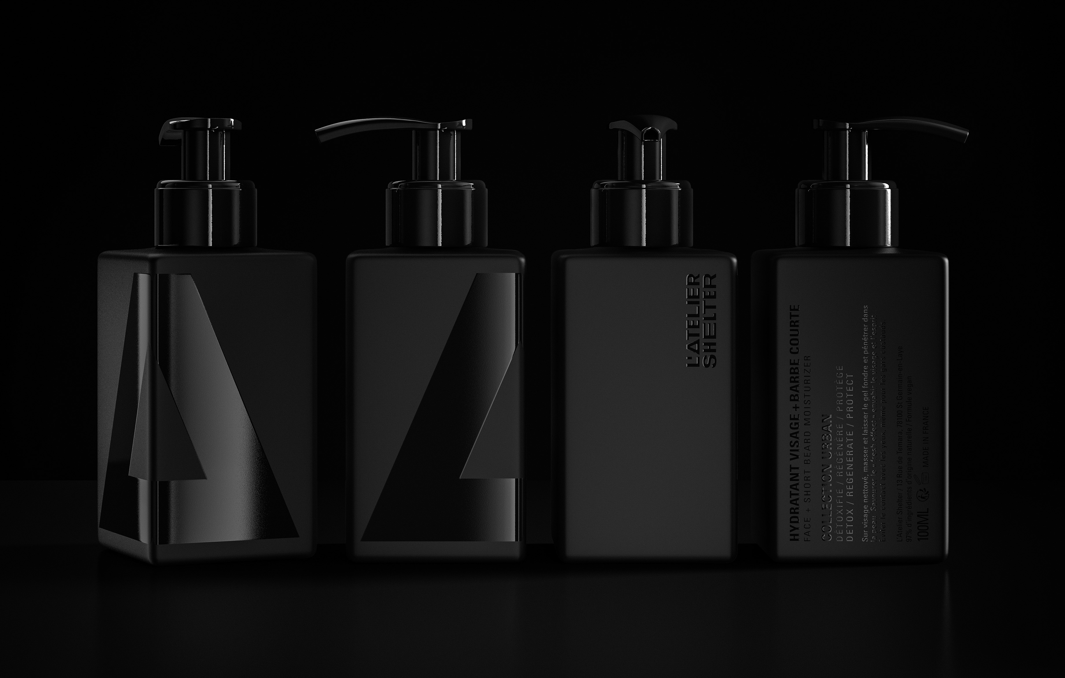 Appartement 103 Designs Disruptive Grooming Brand