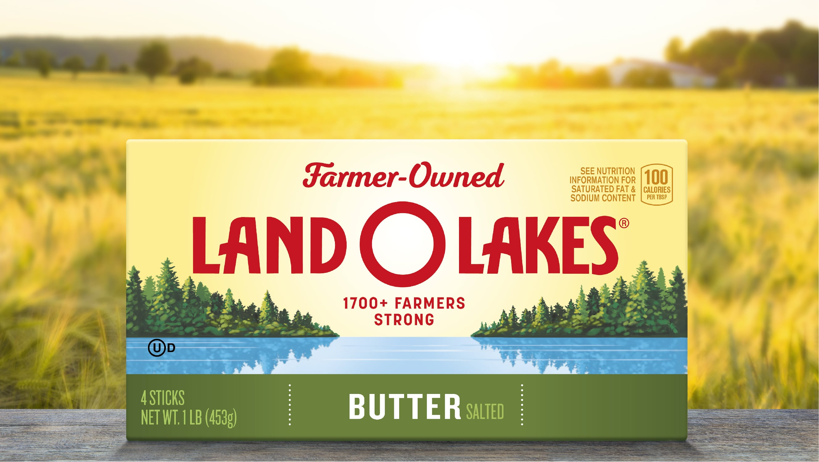 CBX Refreshes Land O'Lakes Pack and Story