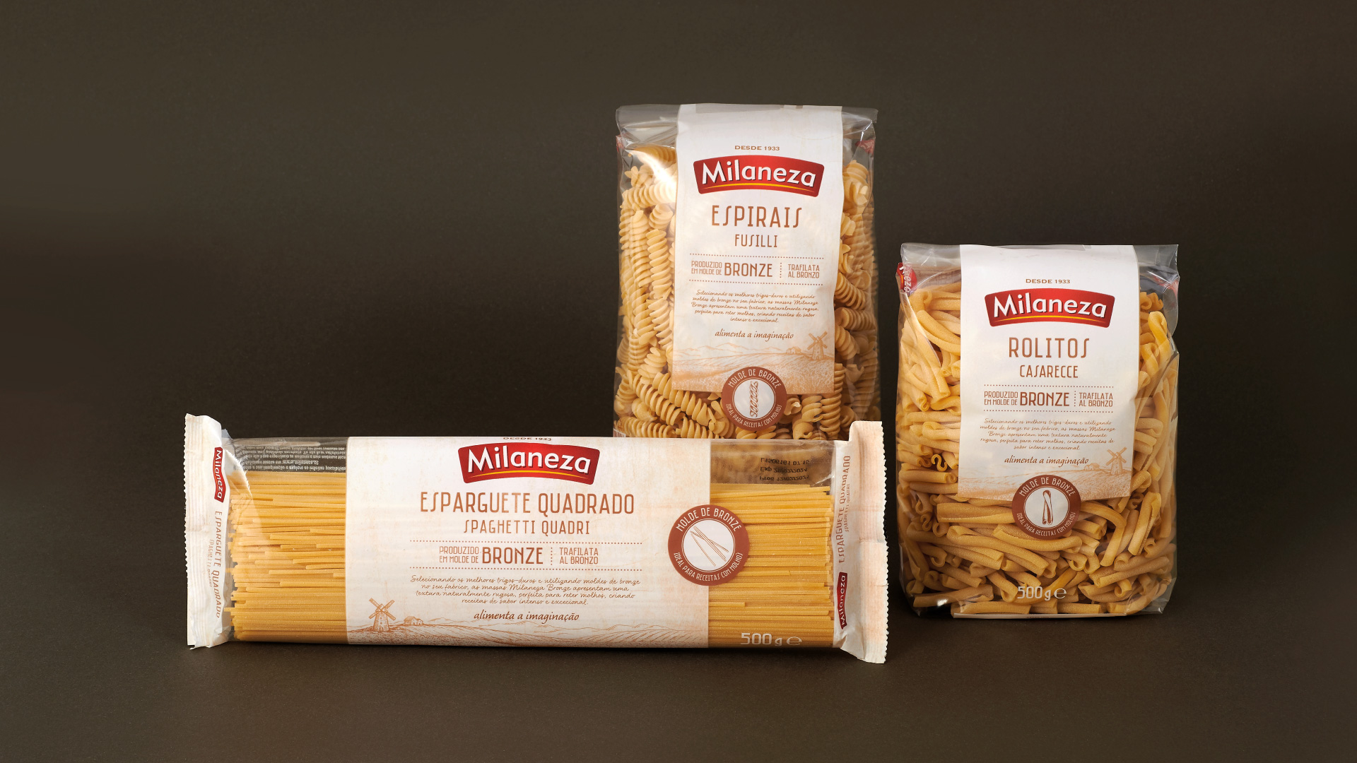 Milaneza Pasta Packaging Design a Perfect Blend of Tradition and Innovation