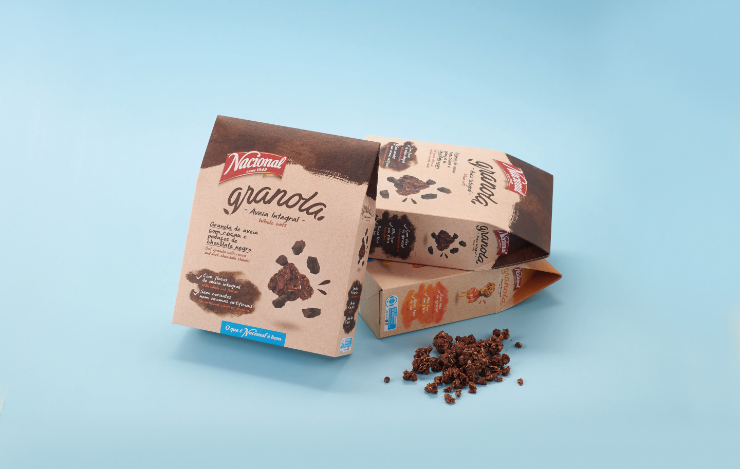 Innovation From a Natural Perspective for Nacional Granola