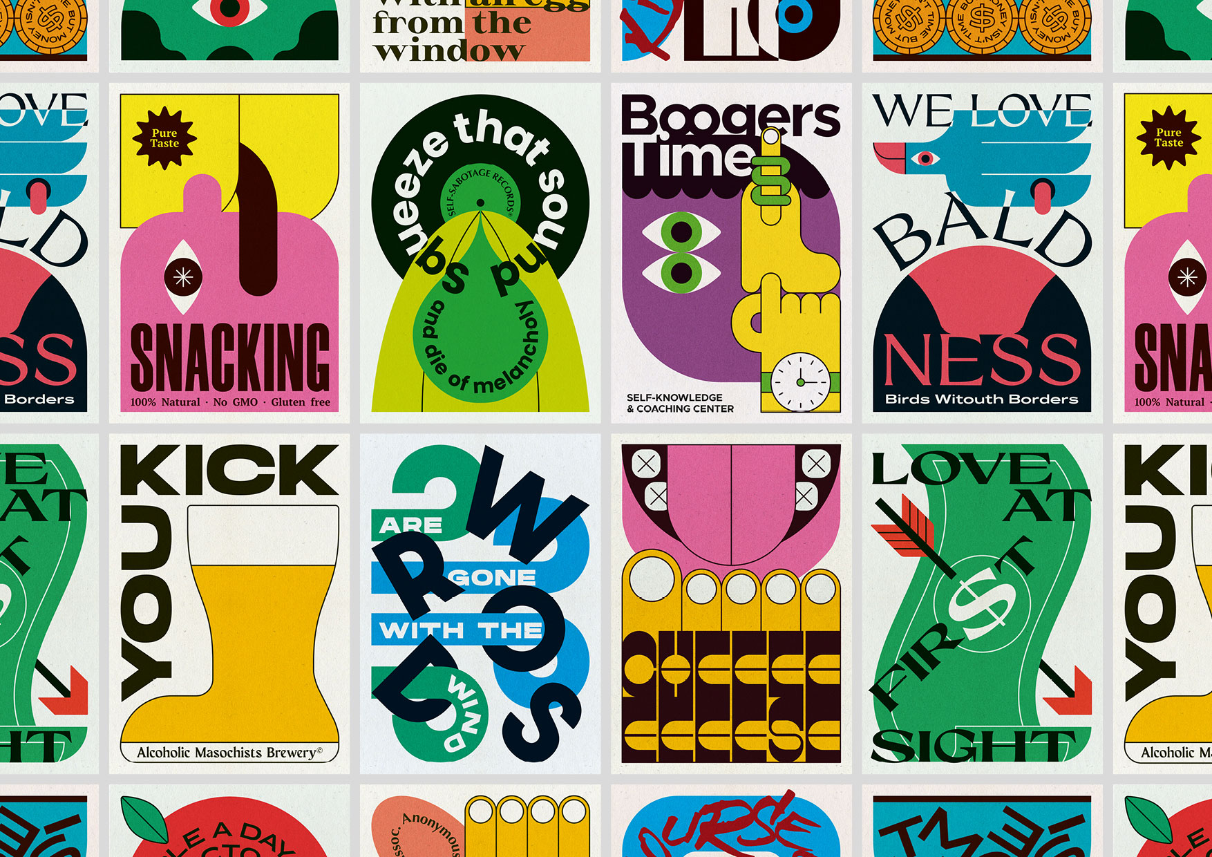 First World Limited Print Series Designed by Mario Carpe