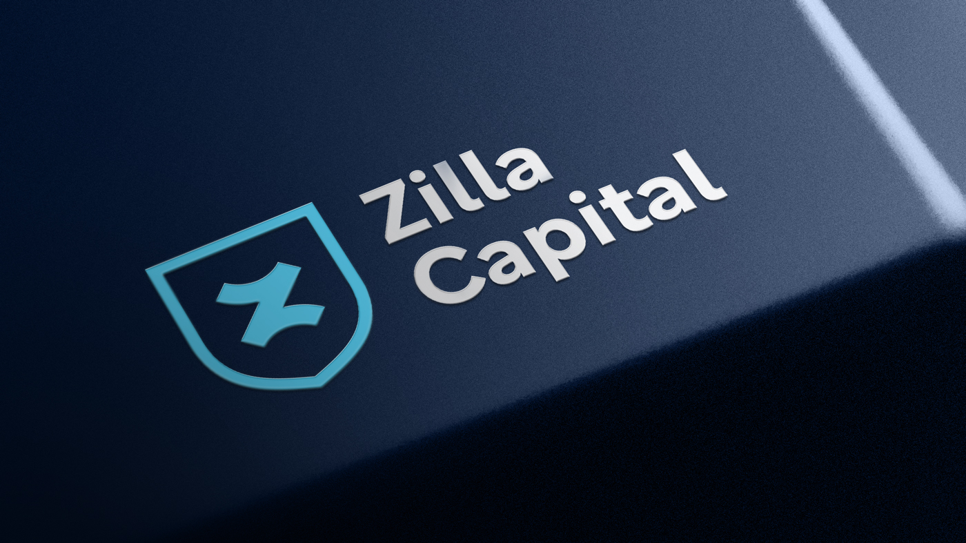 Brand Identity System for Zilla Capital by Bladesmith Branding