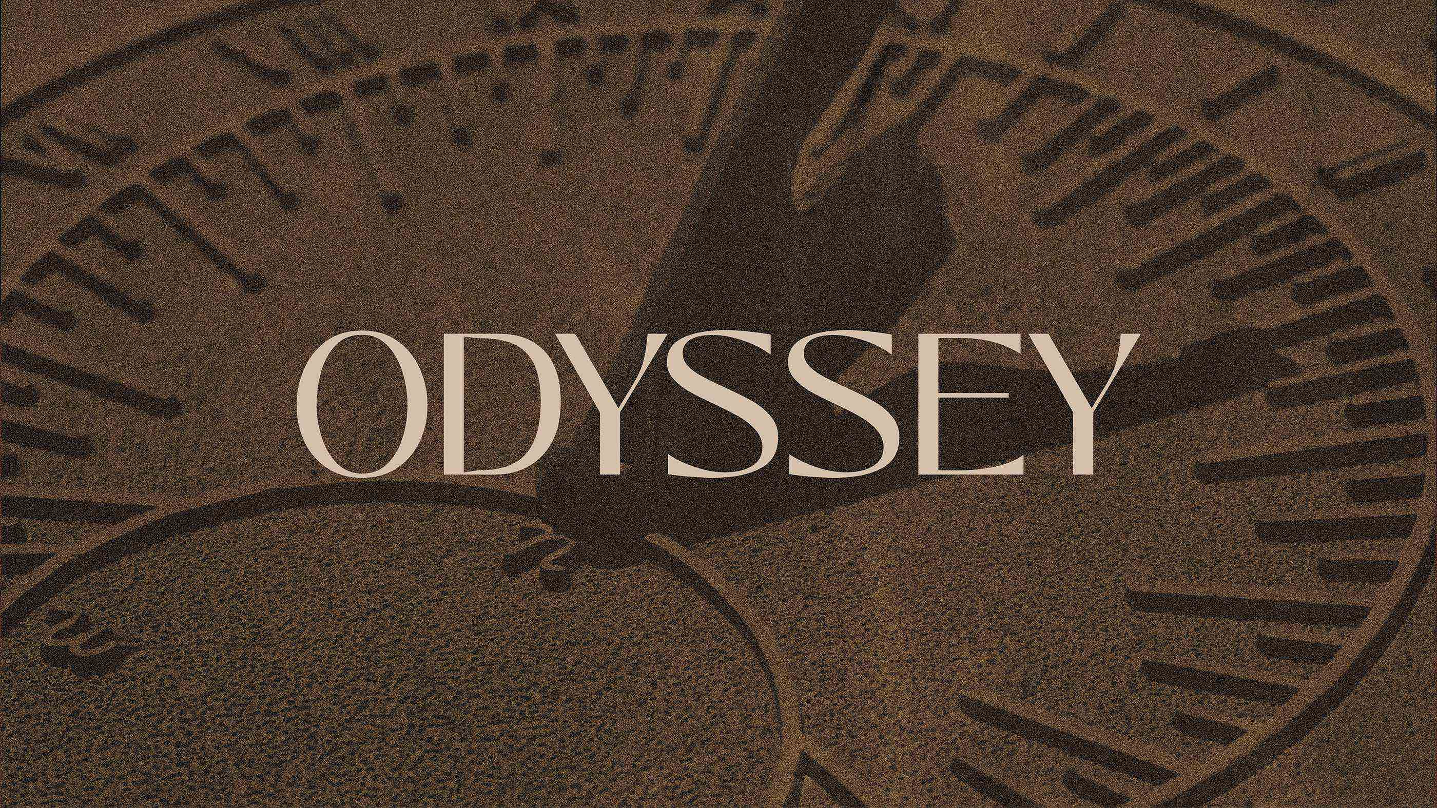 Bladesmith Create Branding for Odyssey Antiques