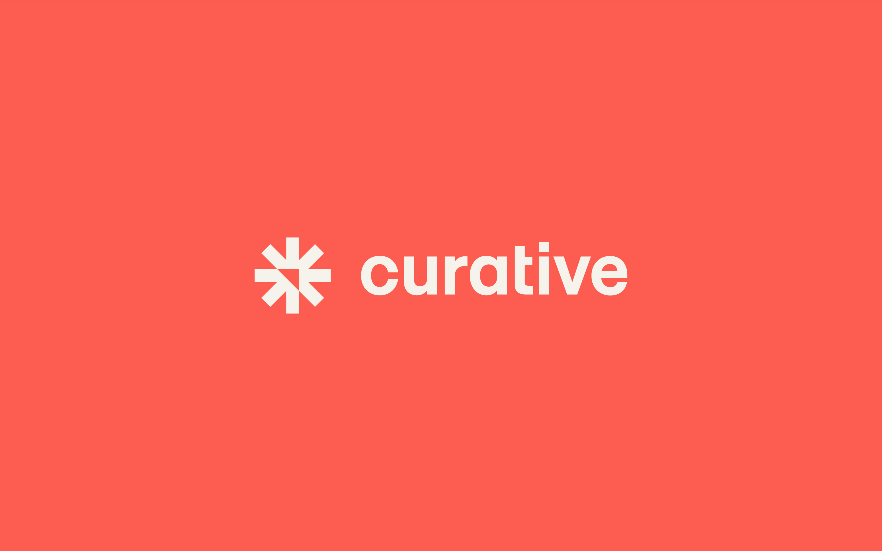 COVID-19 Startup Curative Rolls Out New Brand Identity by Landscape