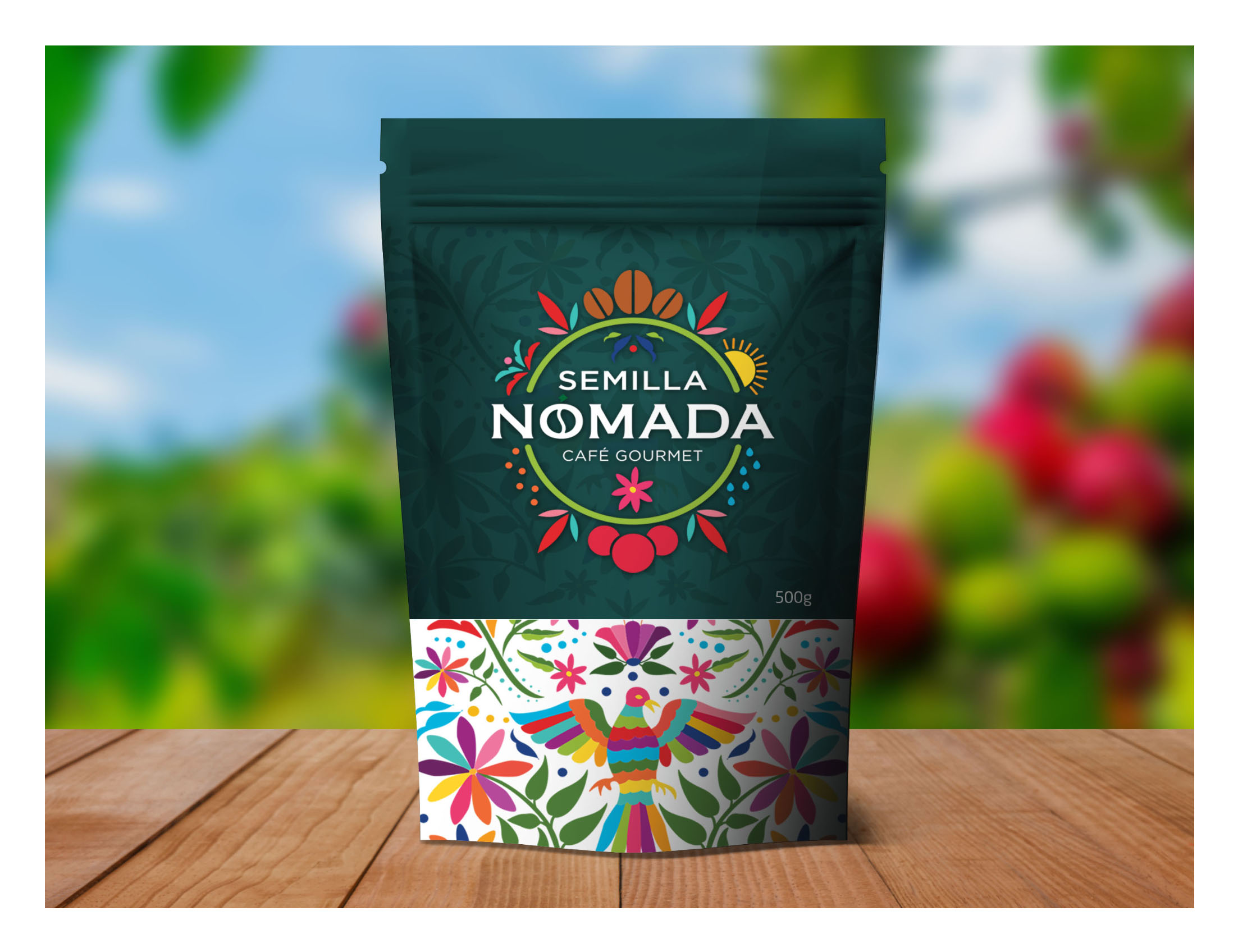 Branding and Packaging for a Collective Brand of Small Indigenous Coffee Producers