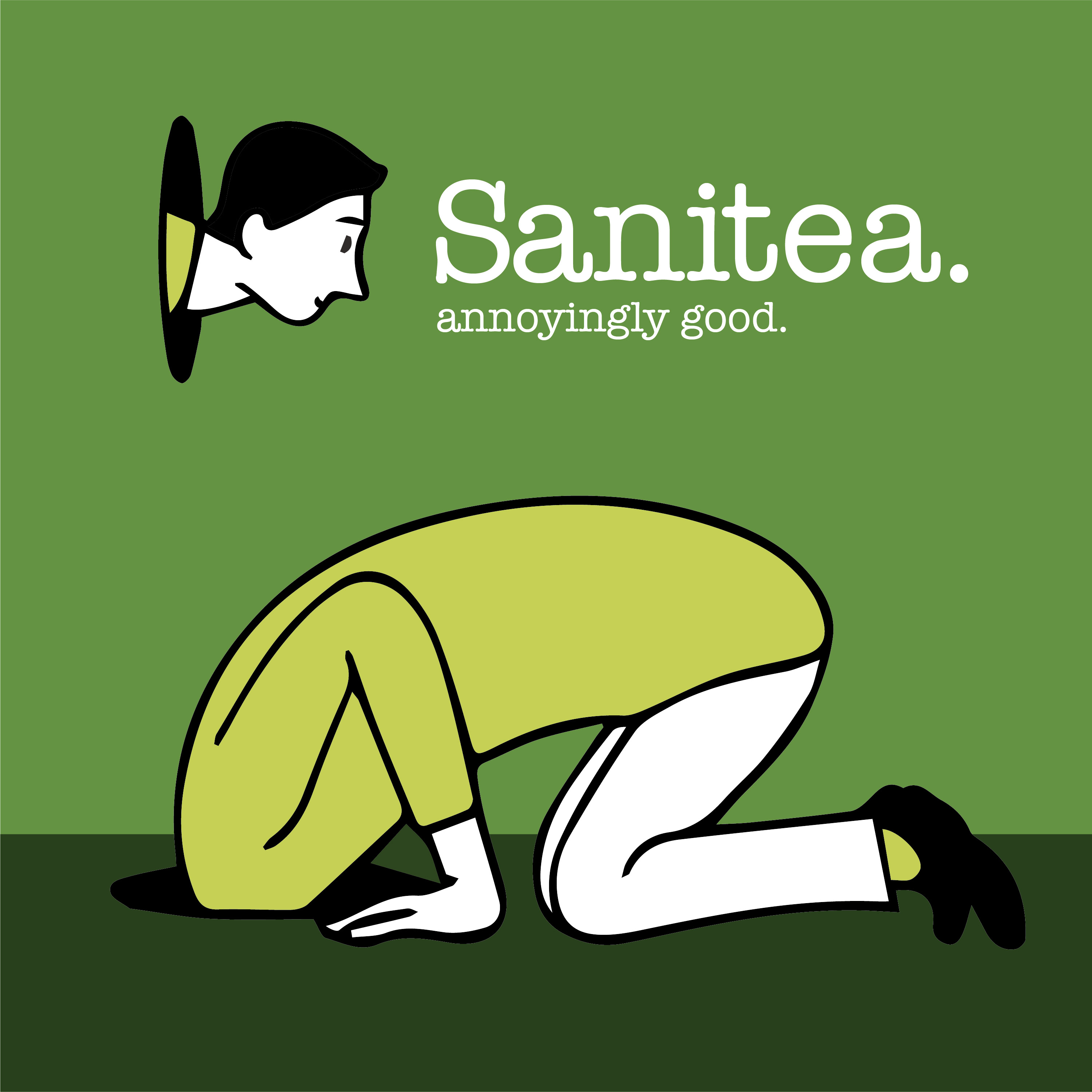 Sanitea Concept that Promotes Calm and Fosters Balance, Designed by Work and Company