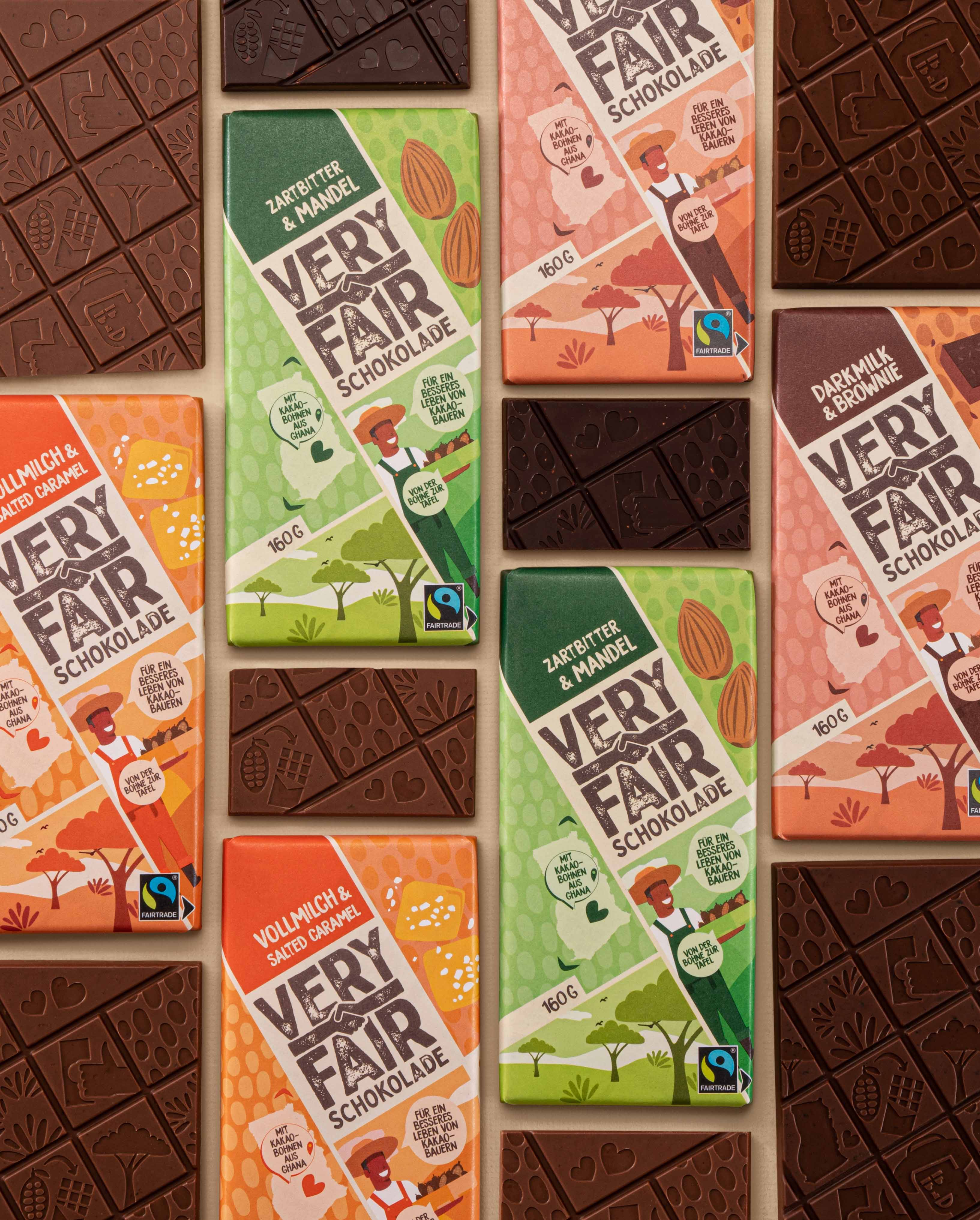 Win Creating Images Deliver Very Fair Chocolate Packaging Design