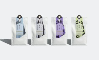 Packaging Design for Geisha Coffee Collection by Lung-Hao Chiang