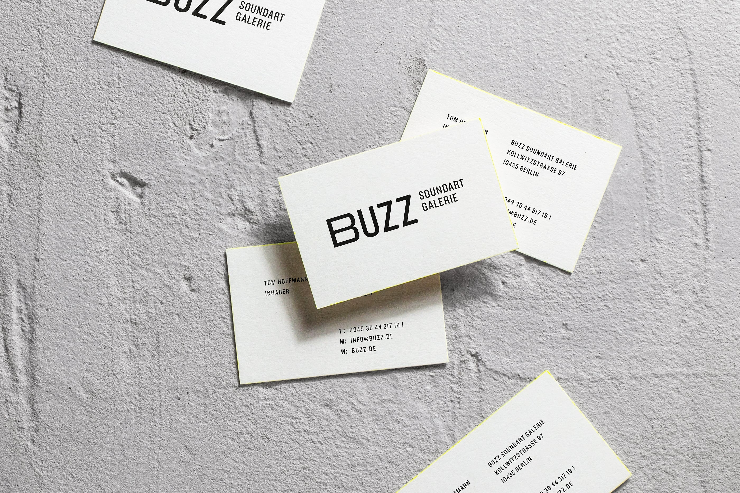 Brand Positioning an Avant-Garde One of a Kind Exhibition Space in Berlin, Germany