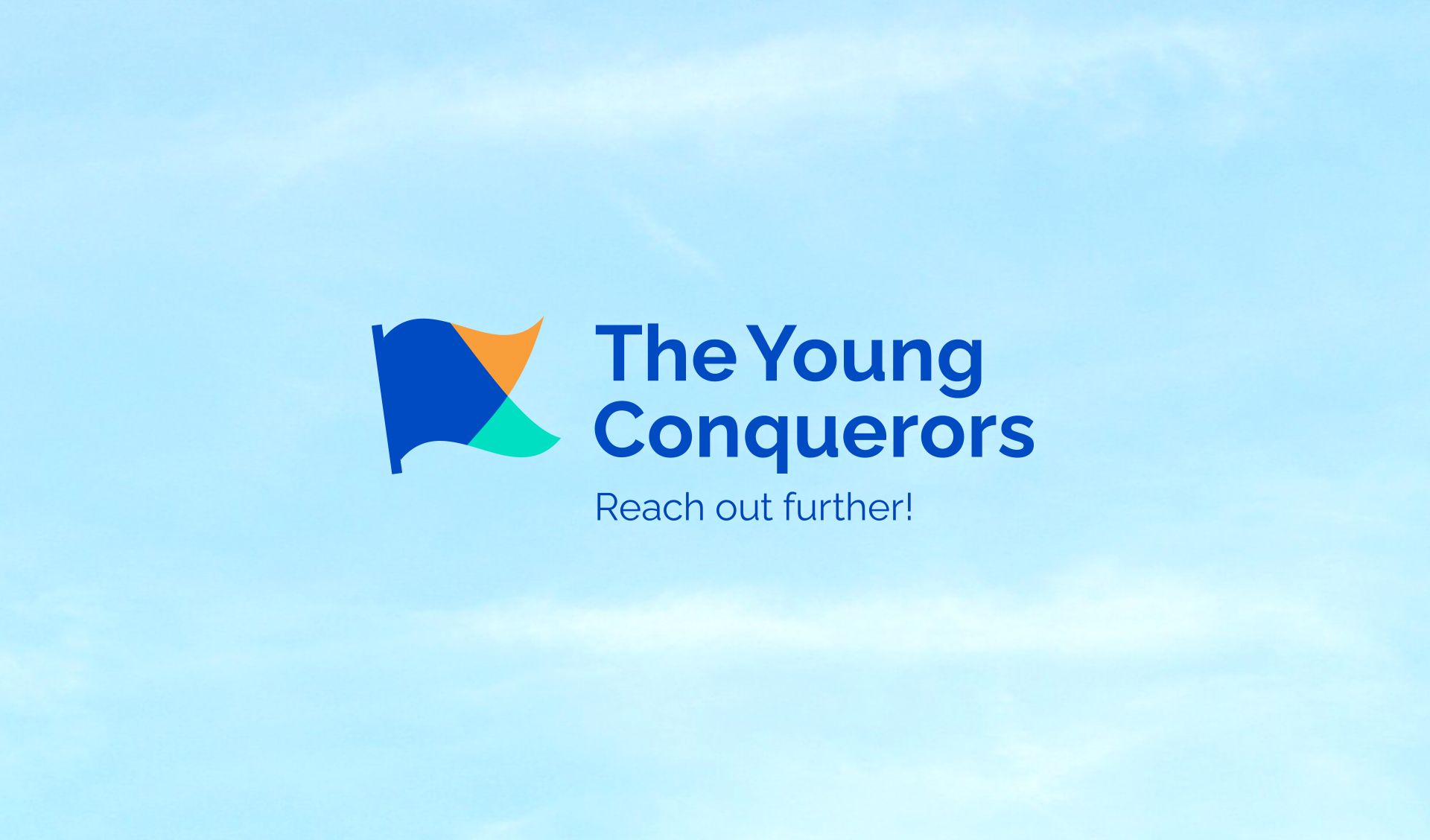 The Young Conquerors Visual Identity by Xuan Cuong Do