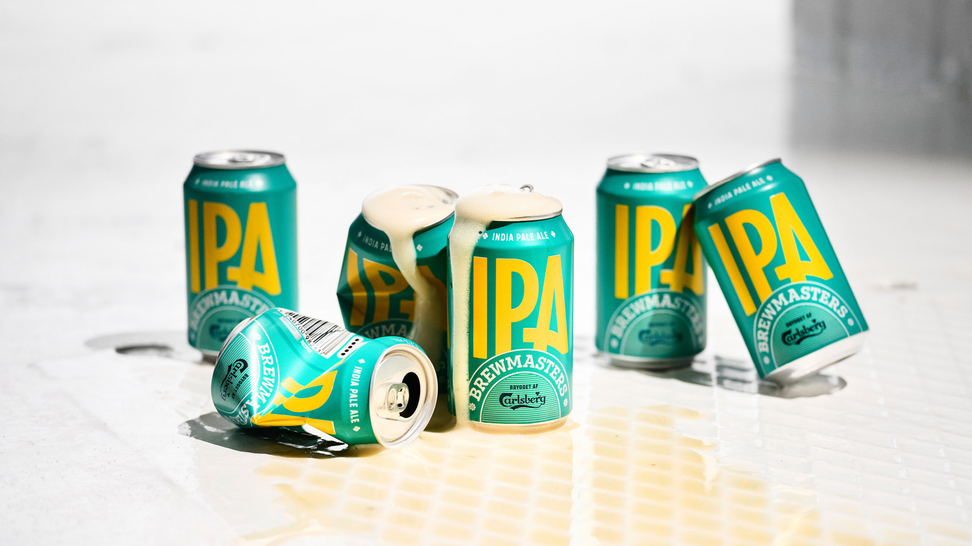 Everland Create New Brewmasters IPA Design From the Gates of Carlsberg