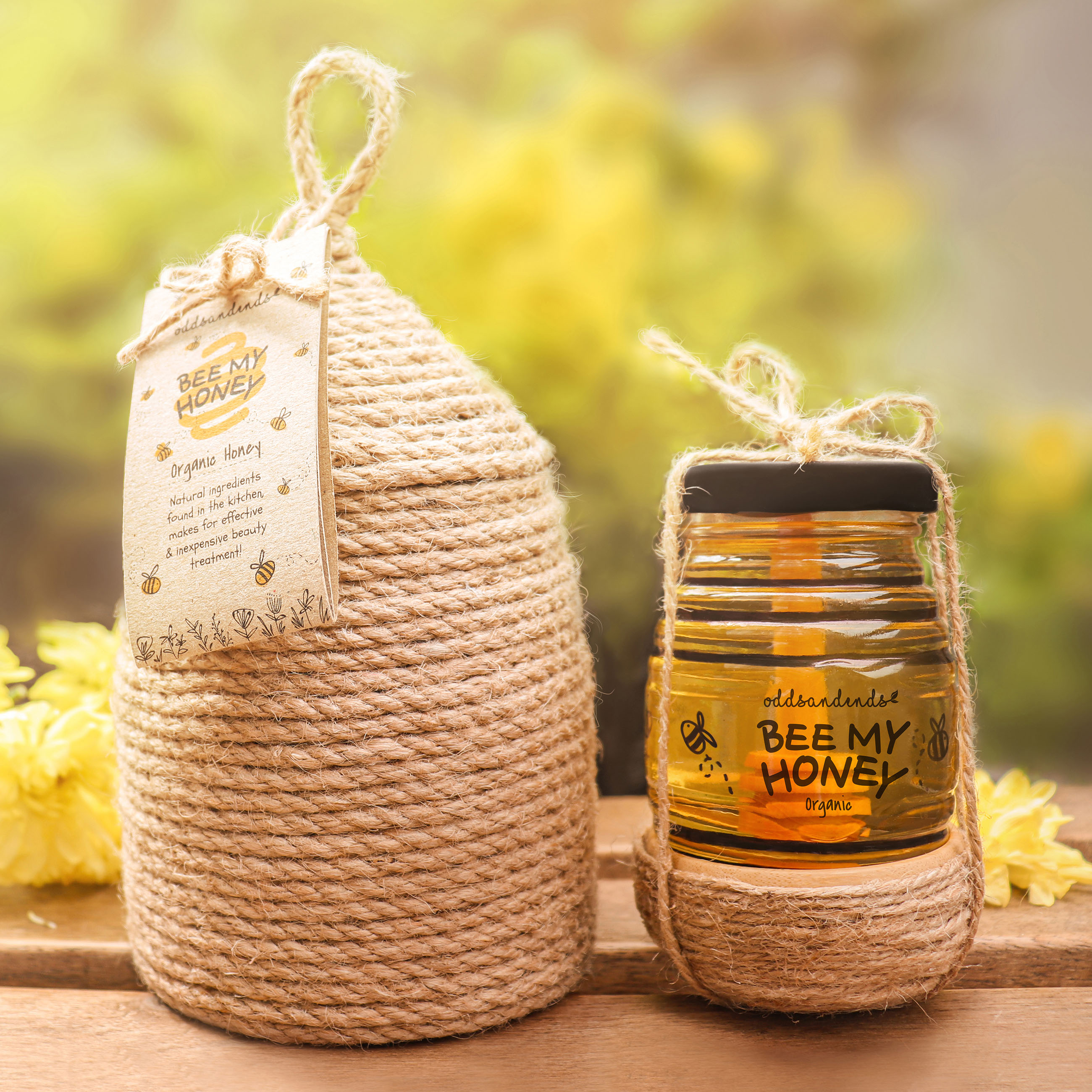 Lang Wei Jin Student Packaging Design Concept for Bee My Honey