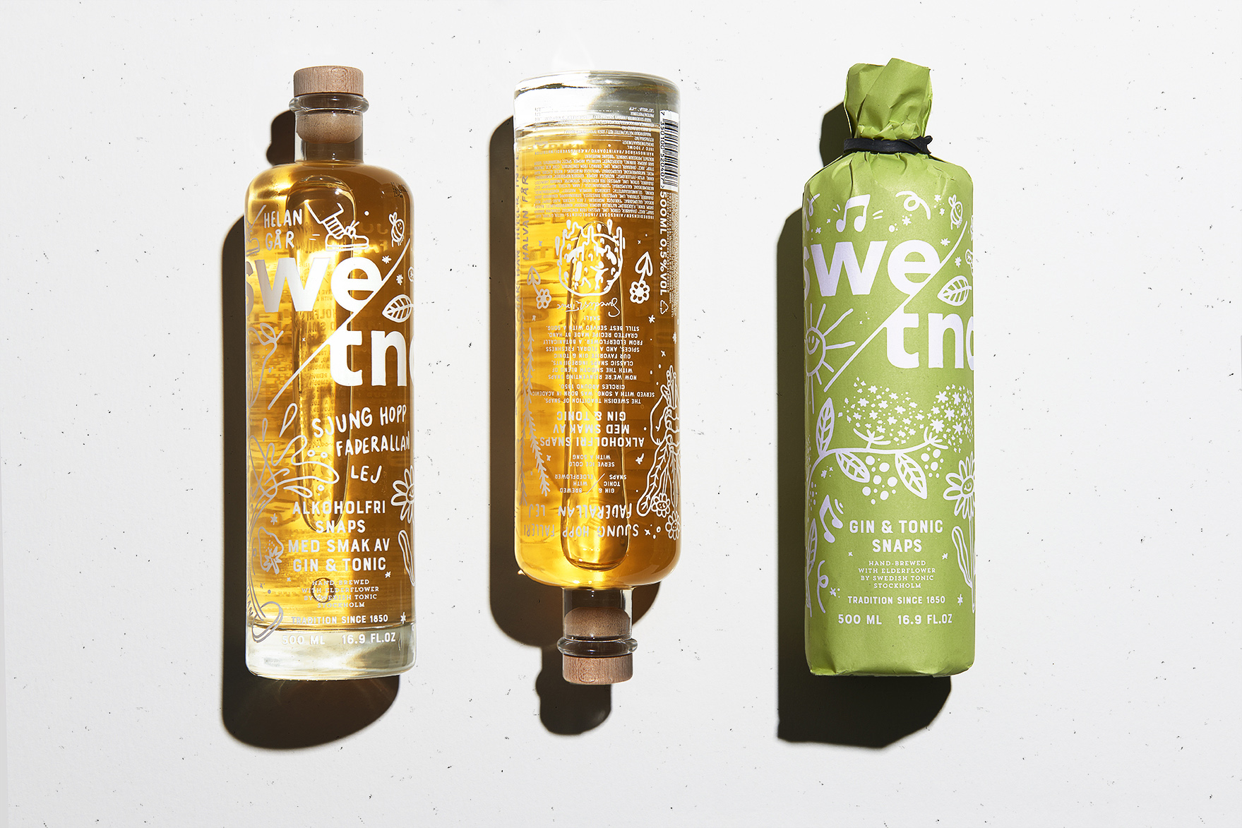 SWE/TNC, a New Take on Snaps by Pond Design