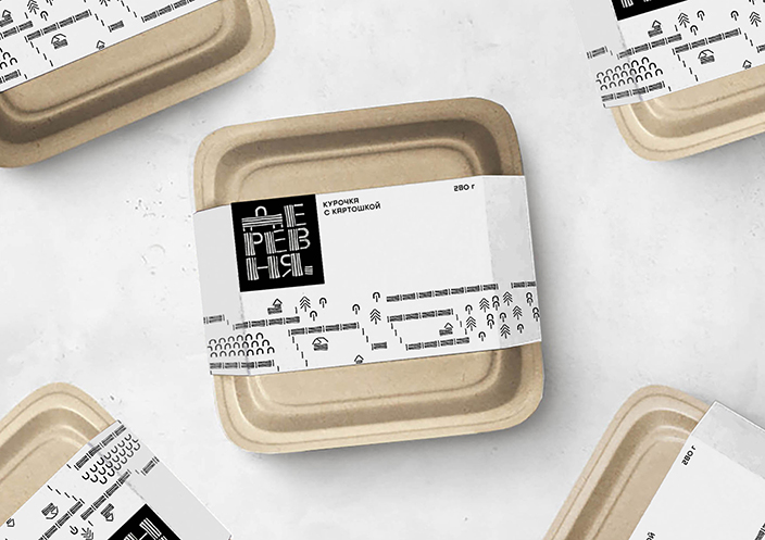 Student Concept Identity for a Food Delivery Service