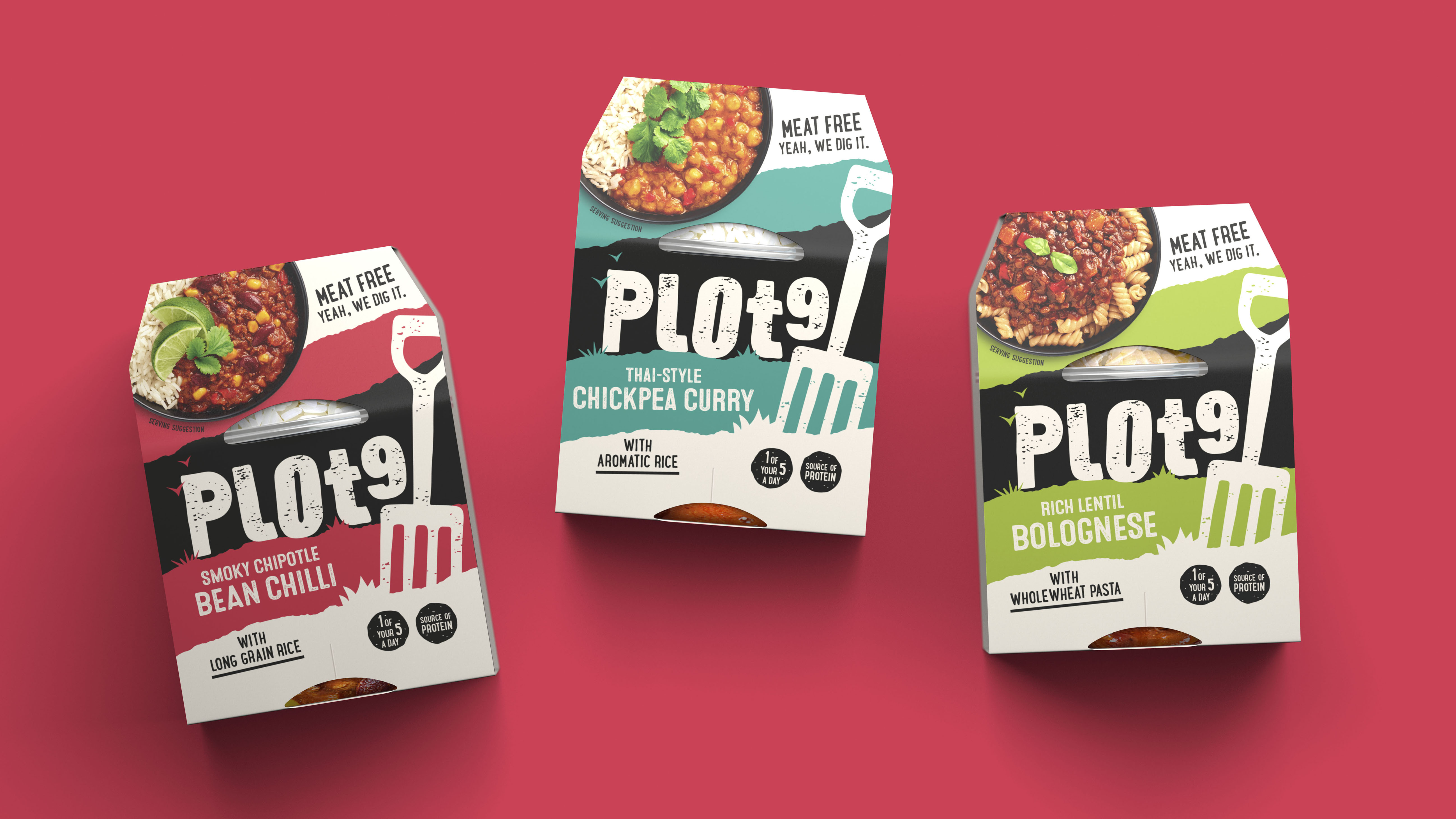 Princes Ltd. Partners with BrandOpus to Create Its First Fully Plant-Based Brand, Plot 9