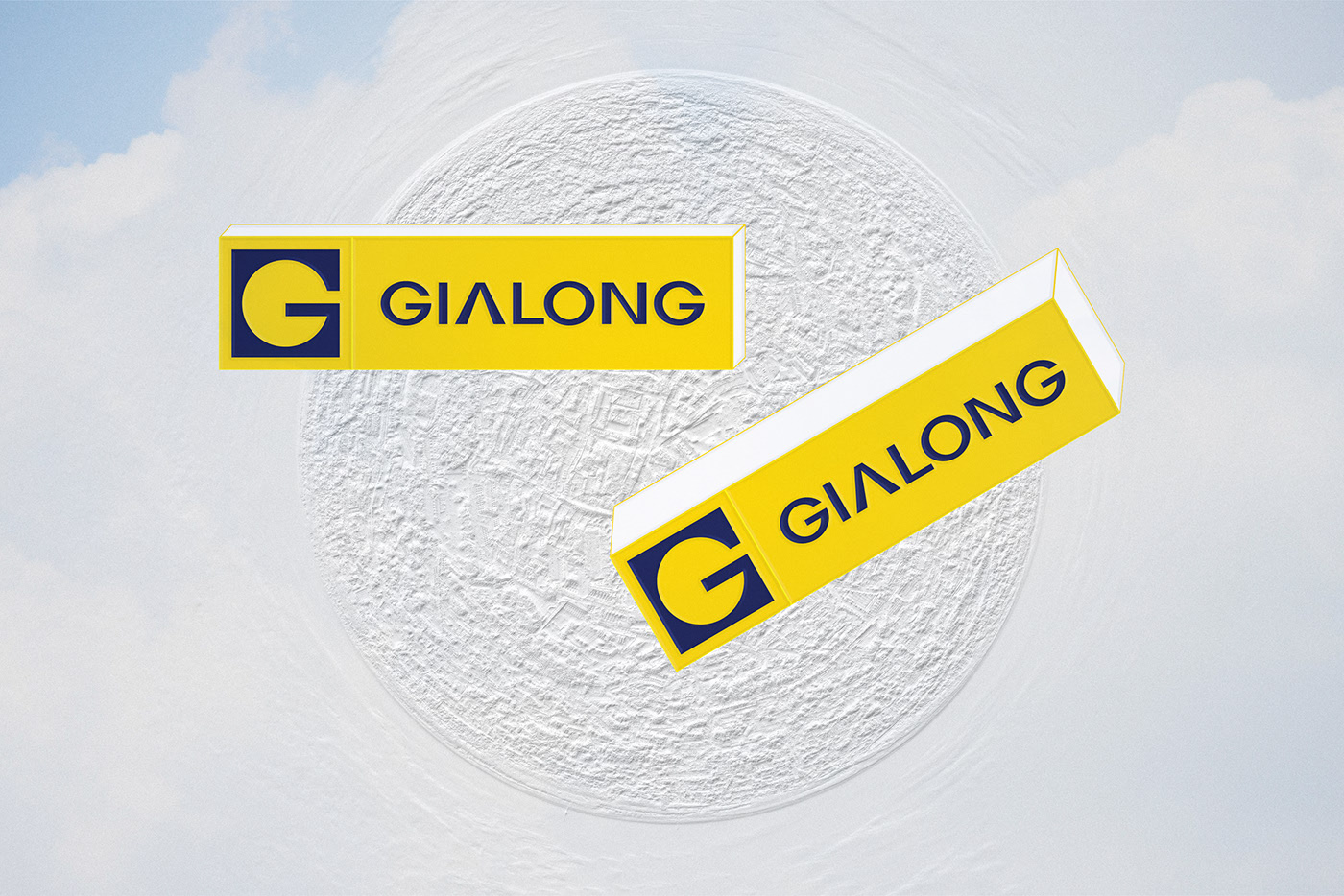 Visual Identity for Gialong by The Fubo