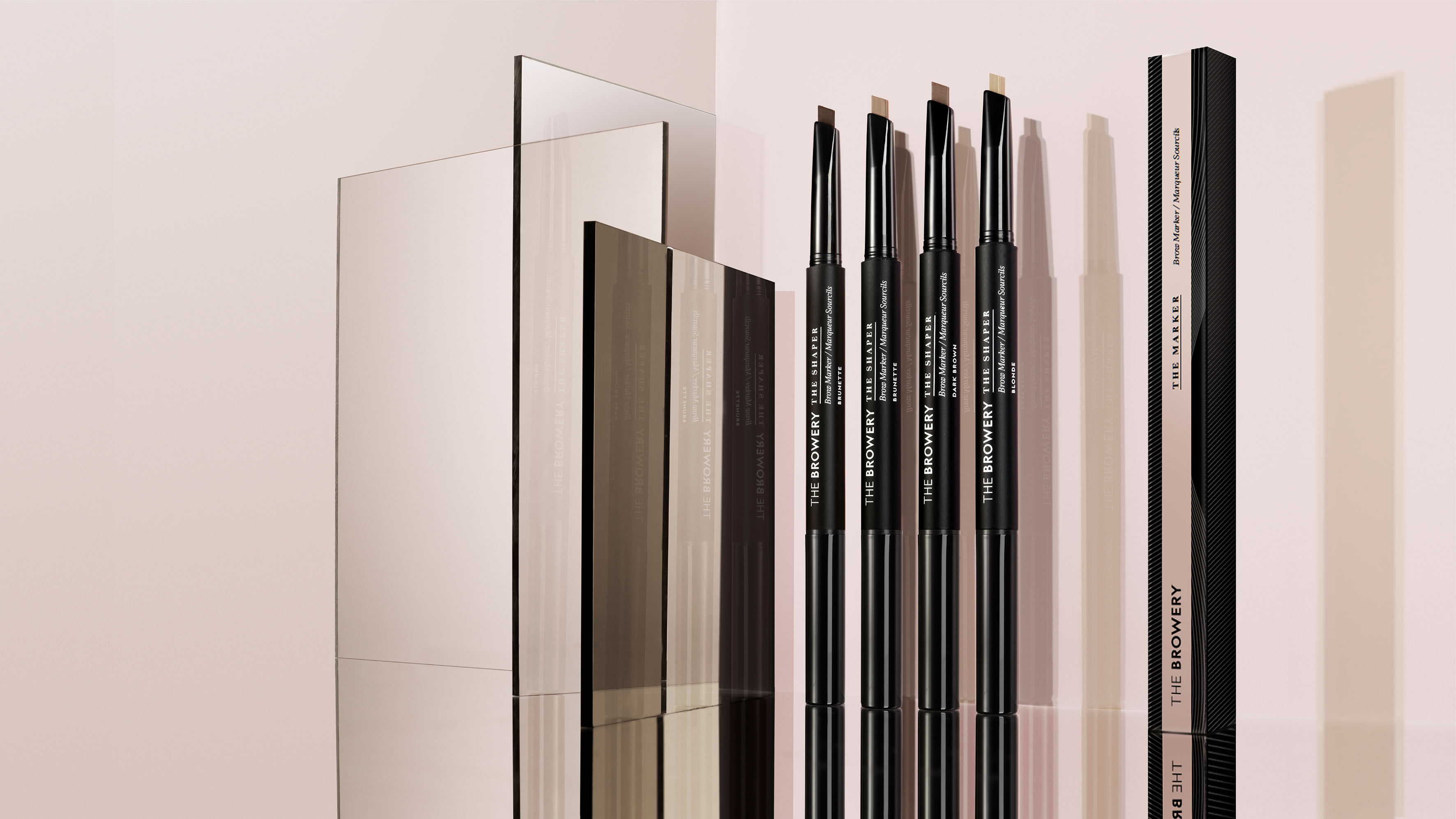 Butterfly Cannon Shapes the Visual Identity for Luxury Brow Salon The Browery