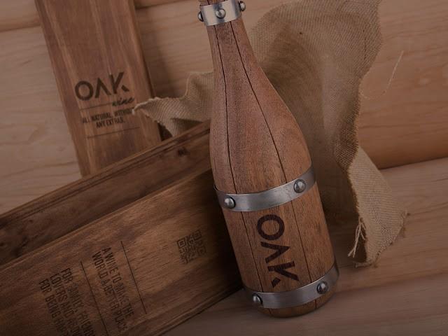 Grantipo & La Despensa – OAK Wine (Concept)