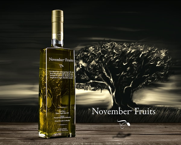 The Brandhouse – November Fruits by Elixir Flavours