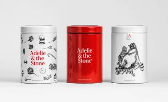 Maeutica Branding Agency – Adelie & the Stone