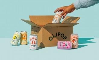 Packaging Design for Olipop Sparkling Tonics