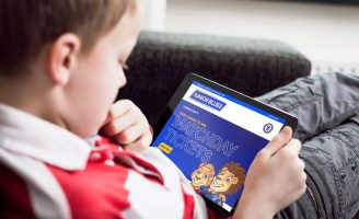 Junior Blues, The Dynamic Digital Brand for Chelsea FC's Global Youth Proposition, by LoveGunn