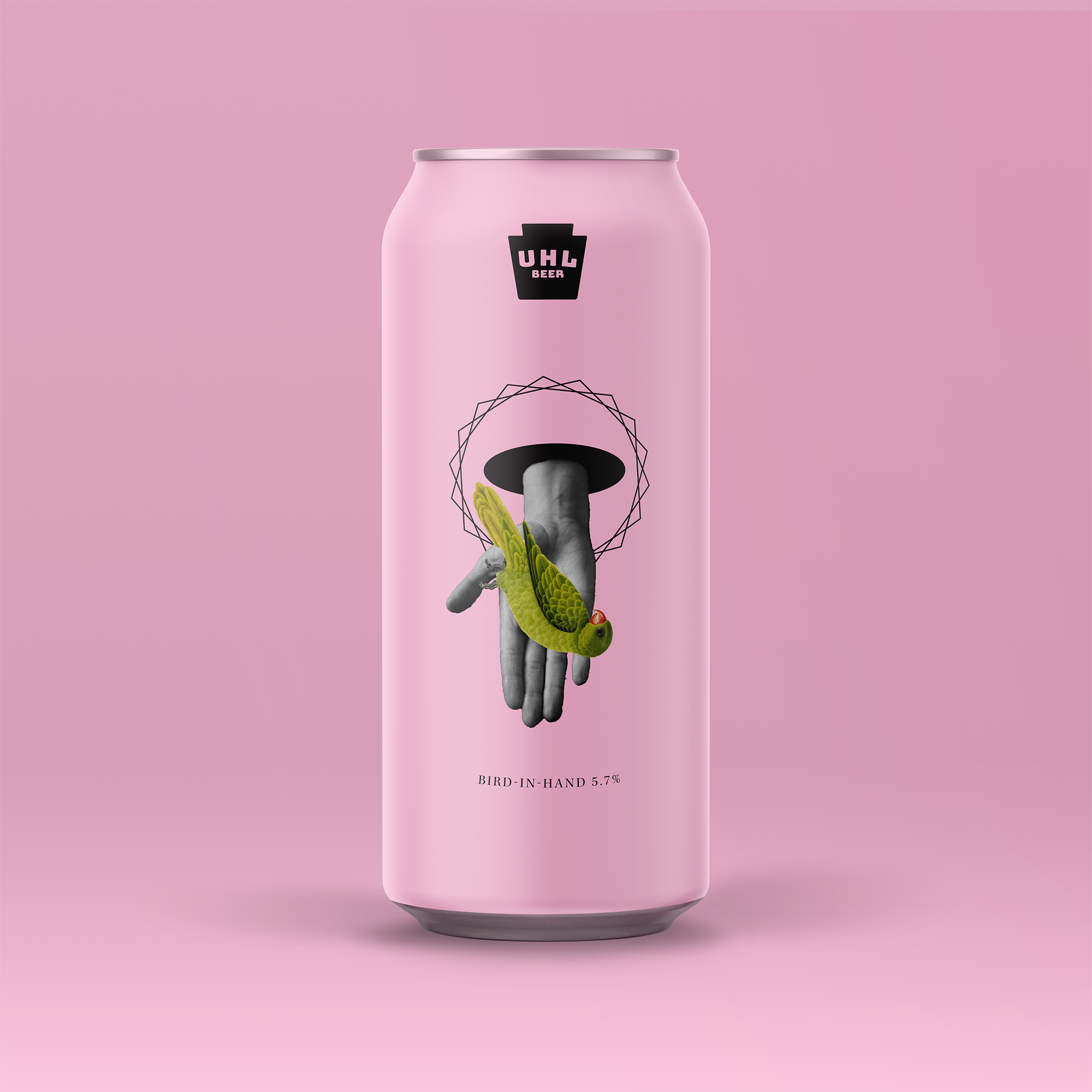 Uhl Brewing Can Design