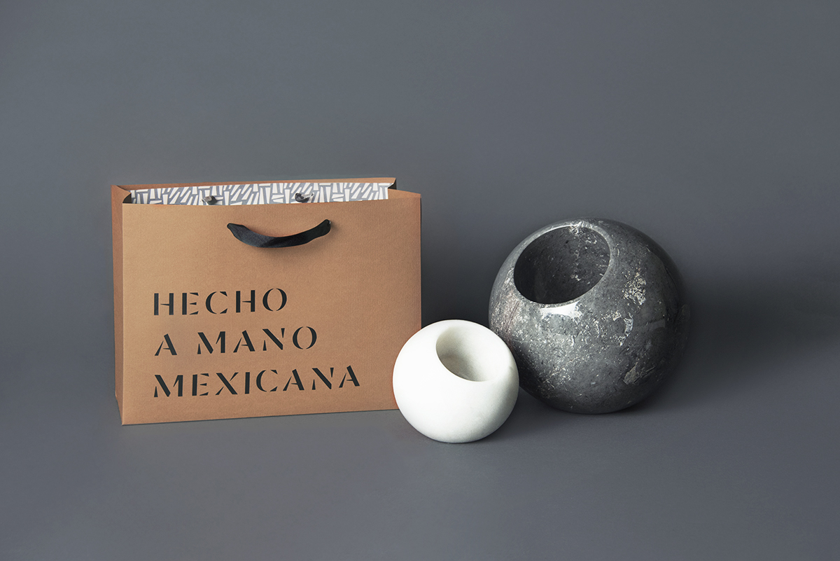 Brand Development for Mexican Artisanal Design of Contemporary Pieces for Modern Homes
