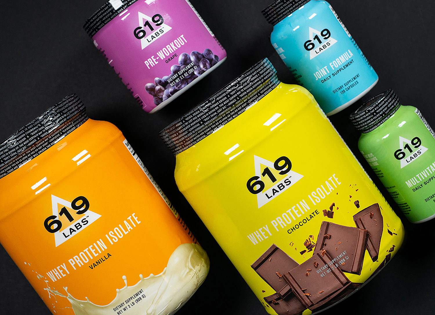 619 Labs Brand and Packaging