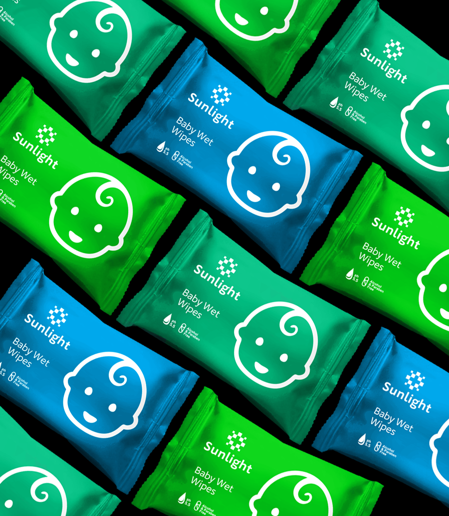 Restyling Packaging Design for Hygiene Products