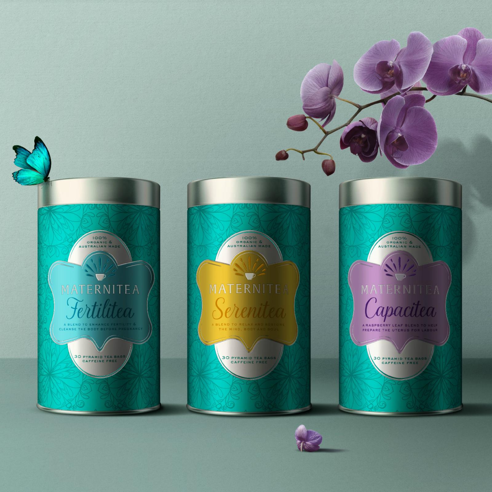 Luxury Packaging for Luxury Tea